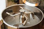 Coffee roaster — Stock Photo
