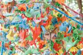 Birds of paper folding — Stockfoto