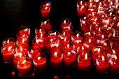 Plusieurs bougies — Photo