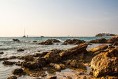 Pattaya beach in Koh Larn,Thailand — Foto de Stock