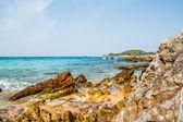 Pattaya beach in Koh Larn,Thailand — Stock Photo
