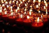 Varias velas — Foto de Stock