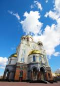 Igreja em Ecaterimburgo — Fotografia Stock