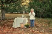 Children hurt — Stockfoto
