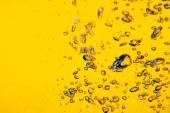 Vody bubliny — Stock fotografie
