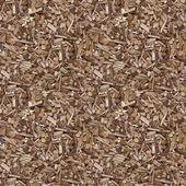 Wooden Mulch Texture — Stock Photo