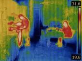 Calor del cuerpo — Foto de Stock