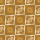 Golden Seamles Tiles — Stock Photo