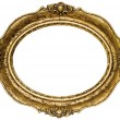 Golden Picture Frame — Stock Photo #60076933