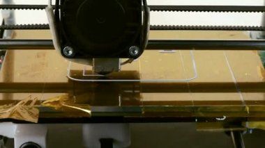 3D Printing — Stock Video
