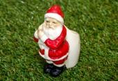 Santa claus Symbol of  funny and happy — Stock Photo