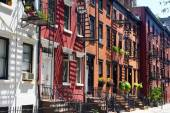 New York City - Gay Street in Manhattan — Stock Photo