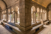 Cloister arch — Stock Photo