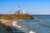 Montauk Point Lighthouse — Stock Photo