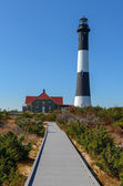 Fire Island Lighthouse — Stock Photo