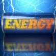 Постер, плакат: Energy Drink Can