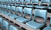 Numbered Stadium Seats — Stock Photo