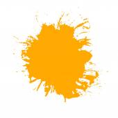 Paint splash. Vector of brush strokes. — Stockvector