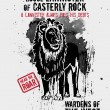 September 17, 2014: Vector illustration of the lion, sigil of the House Lannister — Stock Vector #63221841