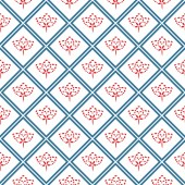 Naadloze patroon — Stockvector