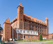 Teutonic Castle in Gniew, Poland — Stock Photo