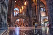 Catedral de liverpool — Foto de Stock
