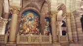 Catedral de la Almudena en madrid — Foto de Stock