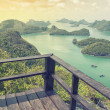 Sunrise at Mu Ko Ang Thong Islands — Stock Photo #60754927