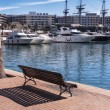 Alicante harbor — Stock Photo #65817039