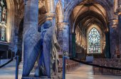 St Giles Cathedral of Edinburgh — Stockfoto