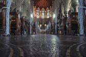 Cobh Cathedral interiors — Stock Photo