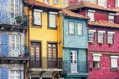 Colorful houses of Porto — Stock Photo