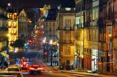 Night view of Porto — Stock Photo