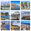 Costa Blanca Beaches — Stock Photo #68487387