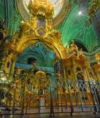 Catedral de pedro y pablo — Foto de Stock