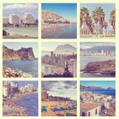 Costa Blanca Beaches — Stock Photo