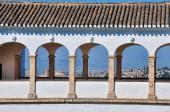 Alhambra and Generilife Palace in Granada — Stock Photo