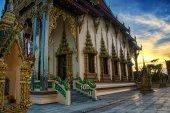 在泰国的佛教寺庙 — 图库照片