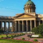 Kazan Cathedral, Saint Petersburg — Stock Photo #69819443