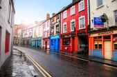 Kilkenny bars and pubs — Stock Photo