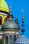 Universal Temple of All Religions in Kazan, Russia — Stock Photo