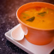 Thai soup Tom Yum — Stock Photo #70629665