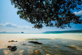 Tropical landscape of Koh Rong — Stock Photo