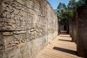Bayon temple Angkor Thom Cambodia — Stock Photo
