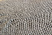 Gray wool fabric angle — Stock Photo