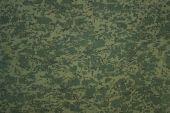 Military camouflage textile — Stock Photo