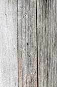 Vertical weathered boards for use as texture — Stock Photo