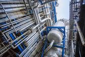 Industrial tube — Stock Photo