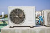 Air condition — Stock Photo