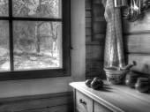 útulná kuchyň — Stock fotografie
